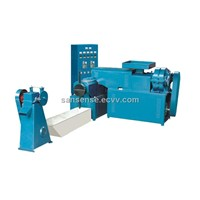 SJ Electric Control Dry-Wet Grain Making Machine