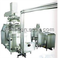 SMZRJ Vacuum Emulsification Blender