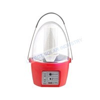 Solar power Camping Led Light Rechargeable Lantern Solar Lantern with Mobile Phone (LSL-833-60LED)