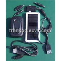 Solar Charger For Mobile Phone PDA Mp3 IPOD MP4