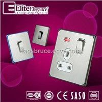 Screewless Metal Switch