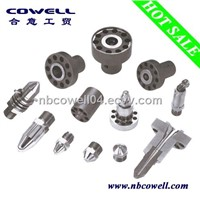 Screw tips /Nozzle body/Nozzle adaptors