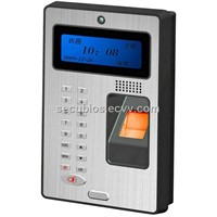 Secubio AC301- slim Embedded Camera Fingerprint & RFID card Access Control Reader