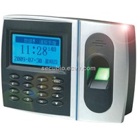 Secubio TC500 fingerprint & RFID card Time attendance system with TCP/IP,USB, Wiegand