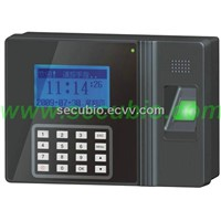 Secubio low cost TX300 fingerprint time reader