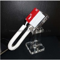 Secure Display Stand for Mobile Phone