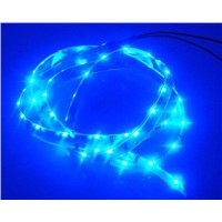 Side View 335 SMD Crystal Epoxy Waterproof LED Strip, led bar kits ,led  rope strips