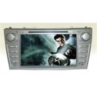 Special Car DVD Player For Toyota-Camry With GPS /Bluetooth/iPod