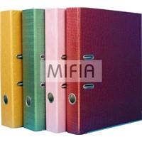 Special paper lever arch file