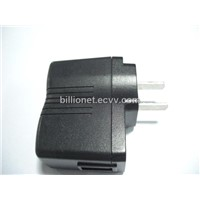 Switching Adapter  with USB Plug 5W