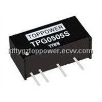 TPG 3W Isolated/ Single Output / DC/DC Converters