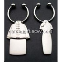 Tang Suit Shape Key Chains