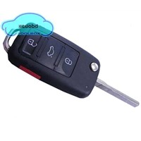 Touareg 3 Button 315MHZ Remote Chip Key