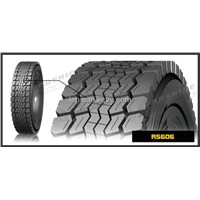 Truck and Bus radial tire/tyre, Truck tire,TBR,RS606