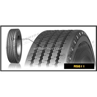 Truck and Bus radial tire/tyre, Truck tire,TBR,RS611