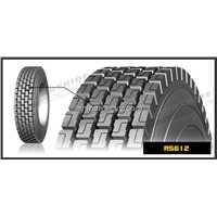 Truck and Bus radial tire/tyre, Truck tire,TBR,RS612