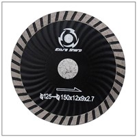 Turbo Wave Rim Blade for Granite (TRB-02)