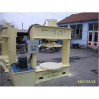 Tyre Press Machine TP120 with CE