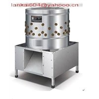 Unfeathering Machine for Poultry