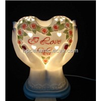 Valentine Gift Incense Lamp