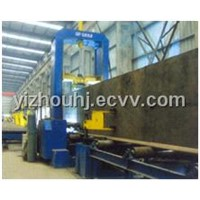 Vertical Assembly Machine for H-Type Steel