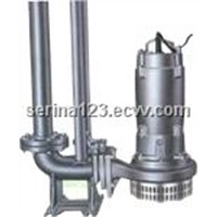 WQ Submersible Sewage Pump (With Coupled Device)