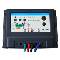 Waterproof(IP67) Solar Charge Controllers 10a/15a,12v/24v
