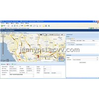 Web-Based Live GPS Tracking Software