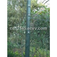 Welded Jail Security Fence Panels