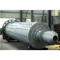 Wet Overflow Type Ball Mill