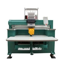 Width Single Head Cap Embroidery Machine
