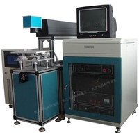 YAG Laser Marking Machine On Measurment Tools