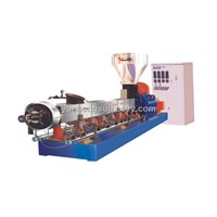 YH Series Building-Block Type Dual-Screw Extruder with Functions of Exhausting Mixing and Melting
