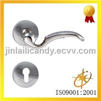 Zamak handle door lock for home using