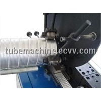 Aluminum Foil Flexiible Pipe Making Machine