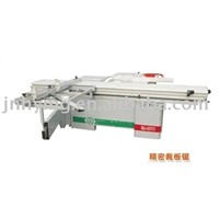 automatic feeding slide table panel saw