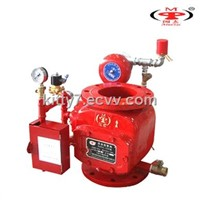 Automatic Fire Deluge Valve for Fire Prevention