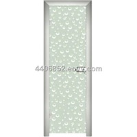 pivot Bathroom Door
