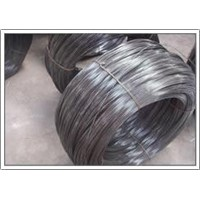 black annealde wire