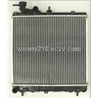 Brazed Auto Radiators for Hyundai