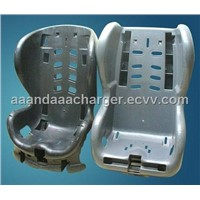 Car Seat Mould Development and Injection Moulding