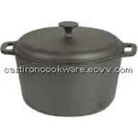 Cast Iron Cookware-Dutch Oven