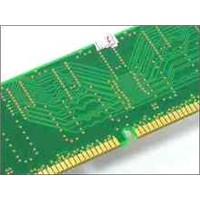 double-sided printed circuit board  with glod finger