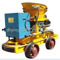 drt-mix shotcrete machine
