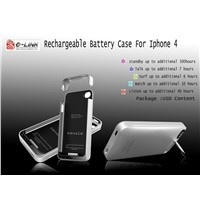 for iphone4g external battery charger case