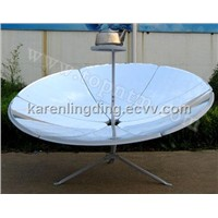 Domestic Parabolic Solar Cookers