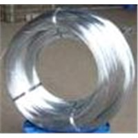 hot dippde galvanzied wire