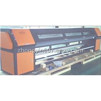 Konica 512 Solvent Printer