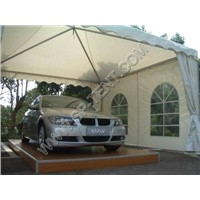 luxurious personal PVC carport canopy