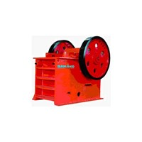 New Technology High Capacity Jaw Crusher